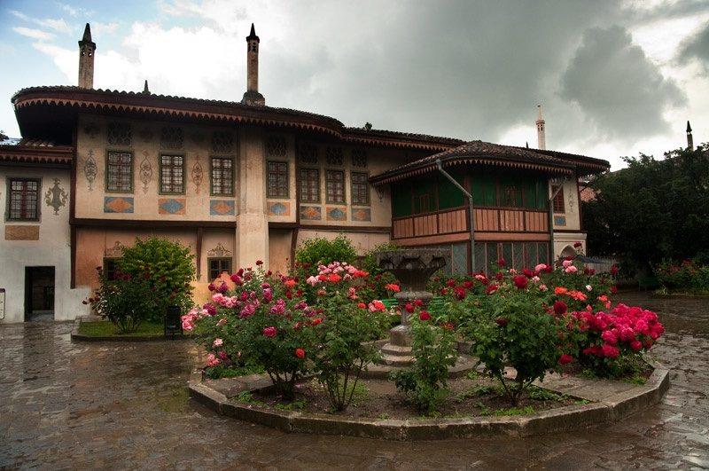 Бахчисарайский Ханский дворец. Бахчисарай