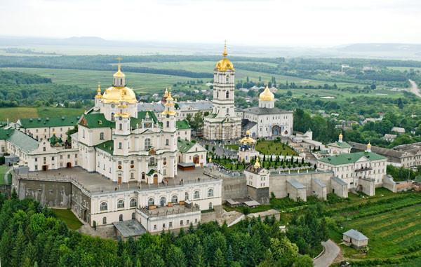 Свято-Успенская Почаевская Лавра. Украина