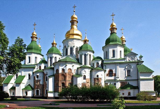 Софийский собор. Киев