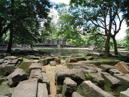Руины Ангкора