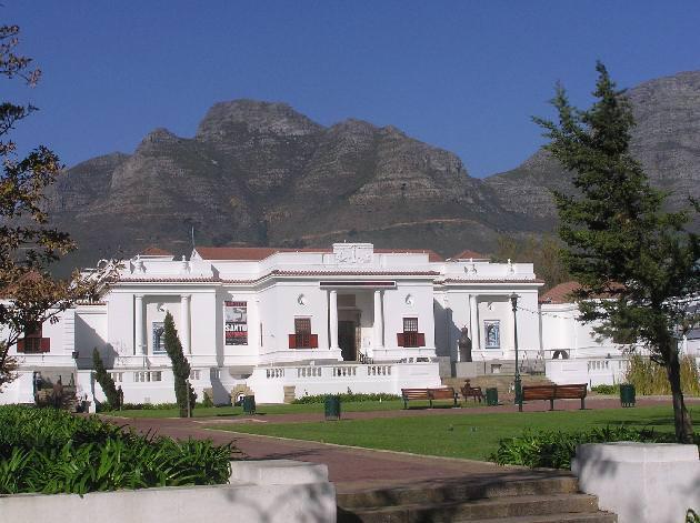 Ницональная галерея в Кейптауне