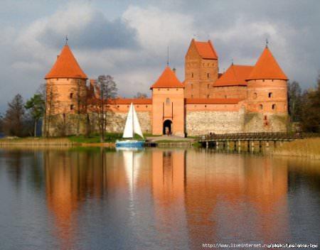 Таинственные балтийские курорты в Польше