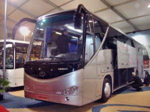 Автобусный парк Ariva