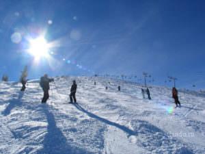 горнолыжный тур в Турцию