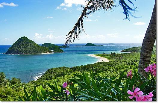 Гренада - остров в Вест-Индии