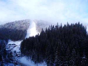 Зимние панорамы Карпат