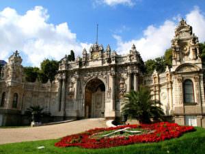 Стамбул - дворец