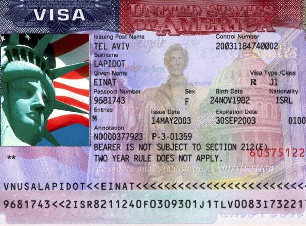 визы в США