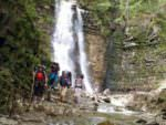 Выше водопадов