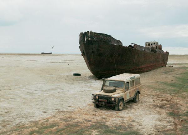 Аральское море в древности