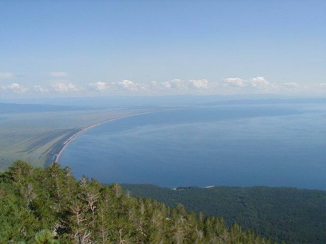 Озеро Байкал – священное и красивое