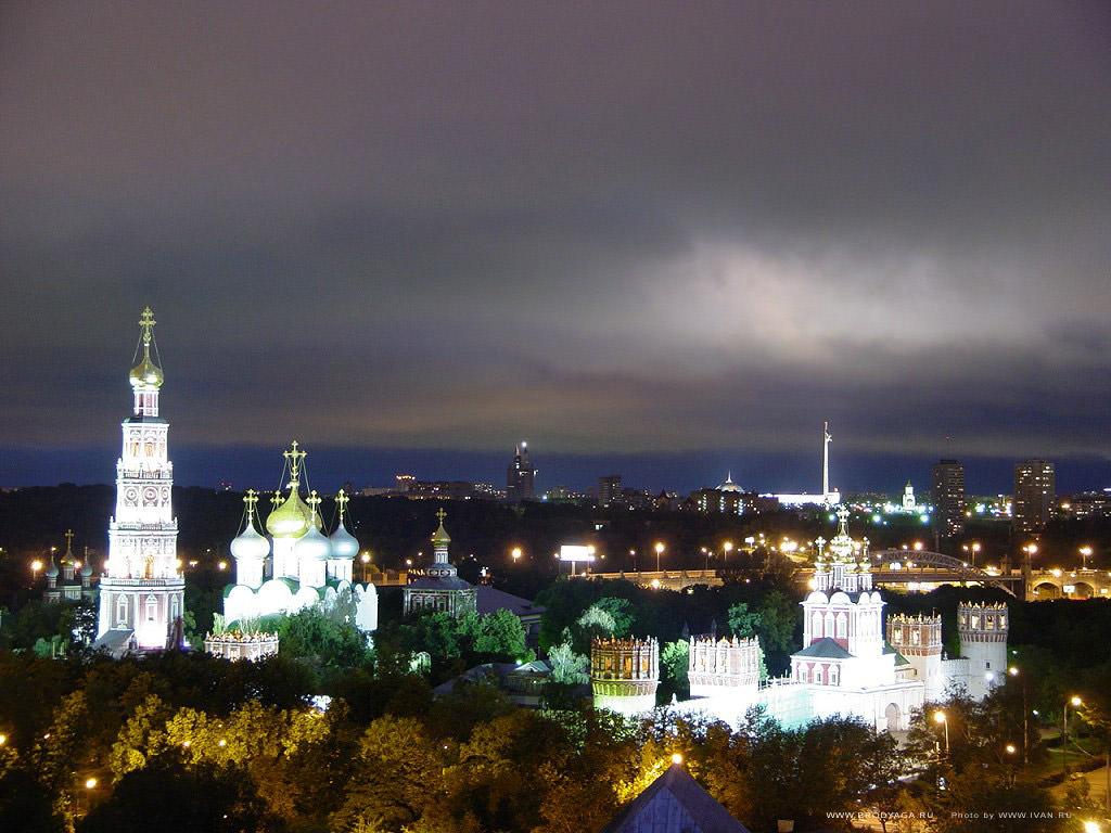 Удивительная Москва