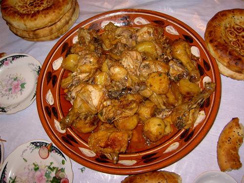 Таджикская национальная кухня