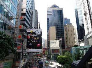 количество туристов в Гон Конге увеличилось