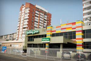 отель Holiday Inn в Челябинске
