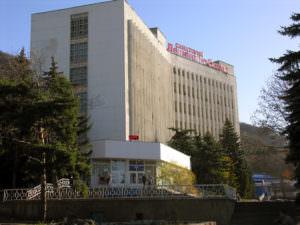 Ленинские скалы