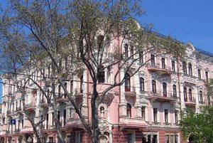 Гостиница Красная.  Одесса.
