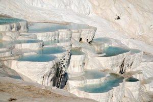 Памуккале - восьмое чудо света в Турции