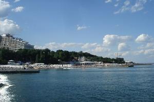 Отличный отдых на море в Украине