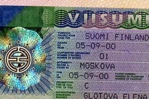 Финская виза в СПб. Цена финской визы. ОСАГО