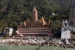 3 самых великих храма Ришикеша