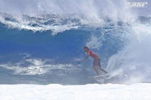 Райское место для серфингистов