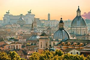 Туристическое путешествие по Италии