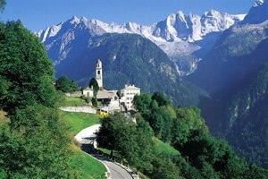 Незабываемый отдых в Швейцарии летом