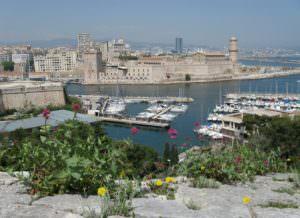Марсель - морские ворота Франции