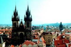Едем в путешествие в Прагу