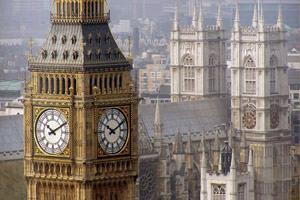 Лондон-поразительная столица