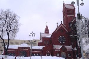 Путешествие из Москвы в Белоруссию