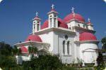 Уникальный храм Двенадцати апостолов
