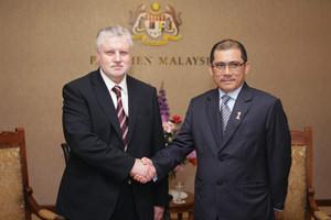 Россия и Малайзия упростят визовый режим
