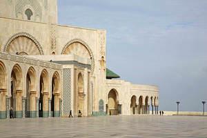 Касабланка - особый мир Африки