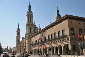 Сарагоса - прекрасный город Испании