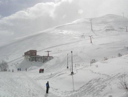 Катание на горных лыжах в Турции