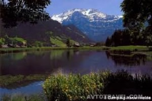 Кемпинг в удивительной Швейцарии