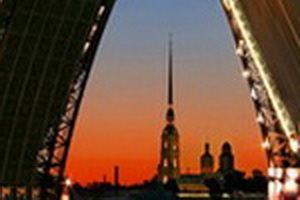 Санкт-Петербург - величественный город