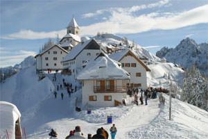 Прекрасный отдых на горнолыжном курорте