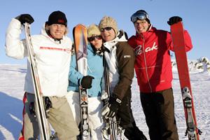 С горными лыжами в южную Испанию