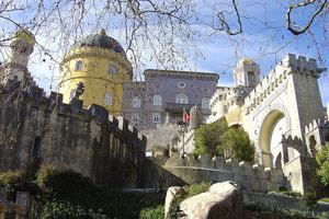 Путешествие в Португалию: город Синтра