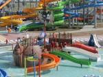 Кирилловка: аквапарк и аттракционы
