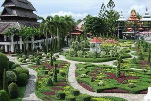 Нонг Нуч - райский уголок Таиланда