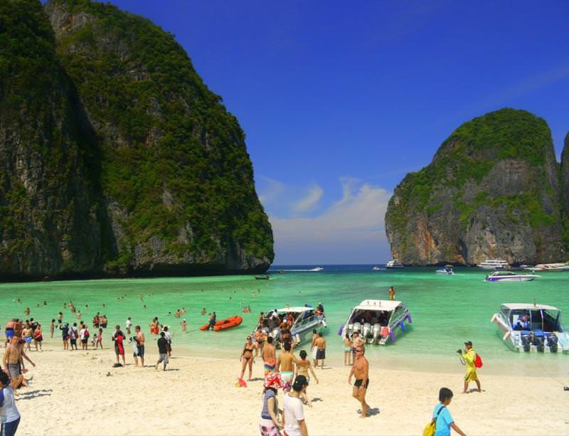 thailand tourism Pattaya beach- thailand tourism statistics for 2015 in december powerhouse development published an article about traffic being a major indicator that tourism was again on the rise for pattaya beach.