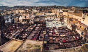 Фес - душа Марокко