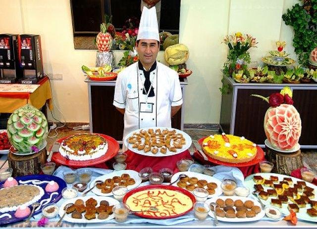 Питание в отелях Турции