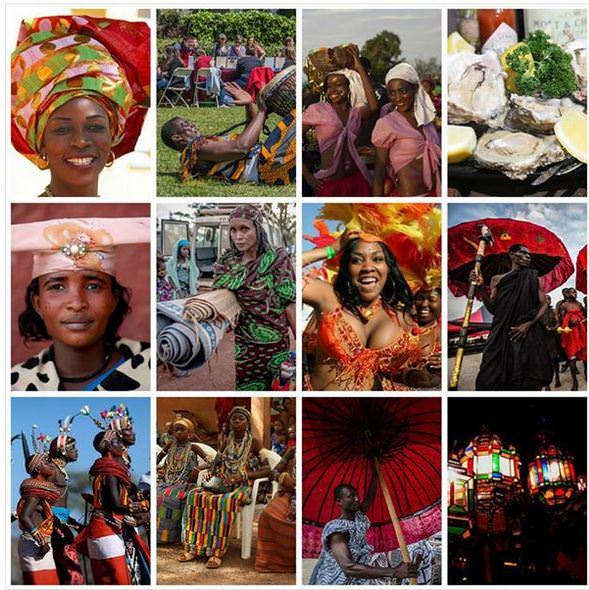 фестивали в ЮАР