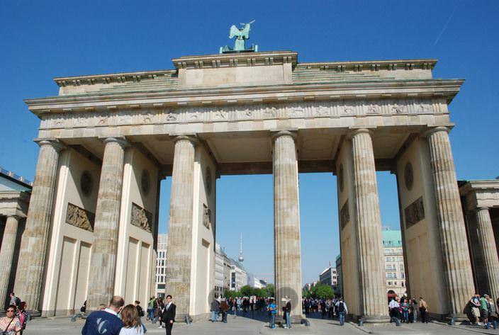 Берлин глазами туриста