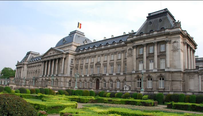 Брюссель - столица Евросоюза
